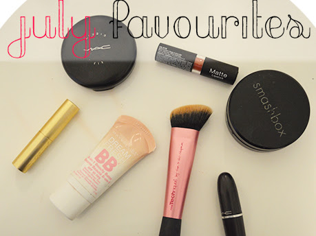 My First Ever Monthly Favourites: July 2015