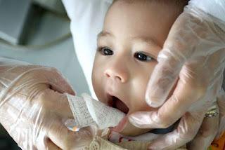 como escovar os dentes das crianças