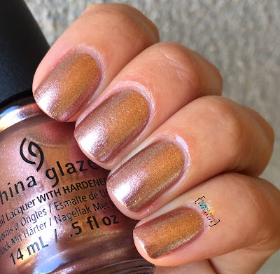 China Glaze Meet Me In The Mirage