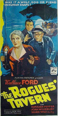 Poster for The Rogues' Tavern (1936)