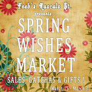 ஐ Spring Wishes Market ஐ