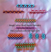 Bengkel Jahitan Manik Bracelet Embroidery