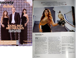 IN THE PRESS: Society Dubai