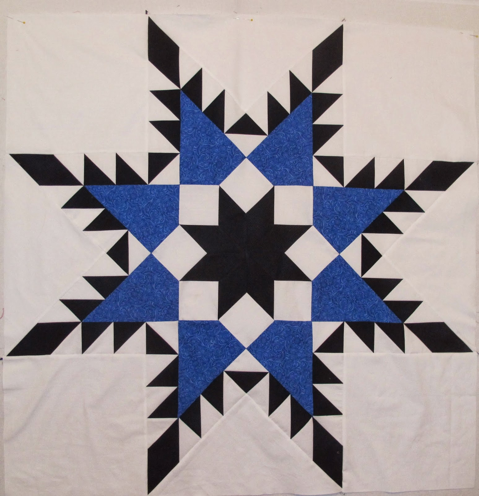 Maggie May quilts: Feathered Star : feathered star quilts - Adamdwight.com