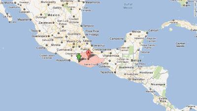 terremoto mexico 20 de marzo 2012