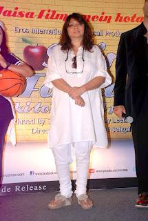 Boman Irani, Karan Johar, Farah Khan at Shirin Farhad Ki Toh Nikal Padi poster launch