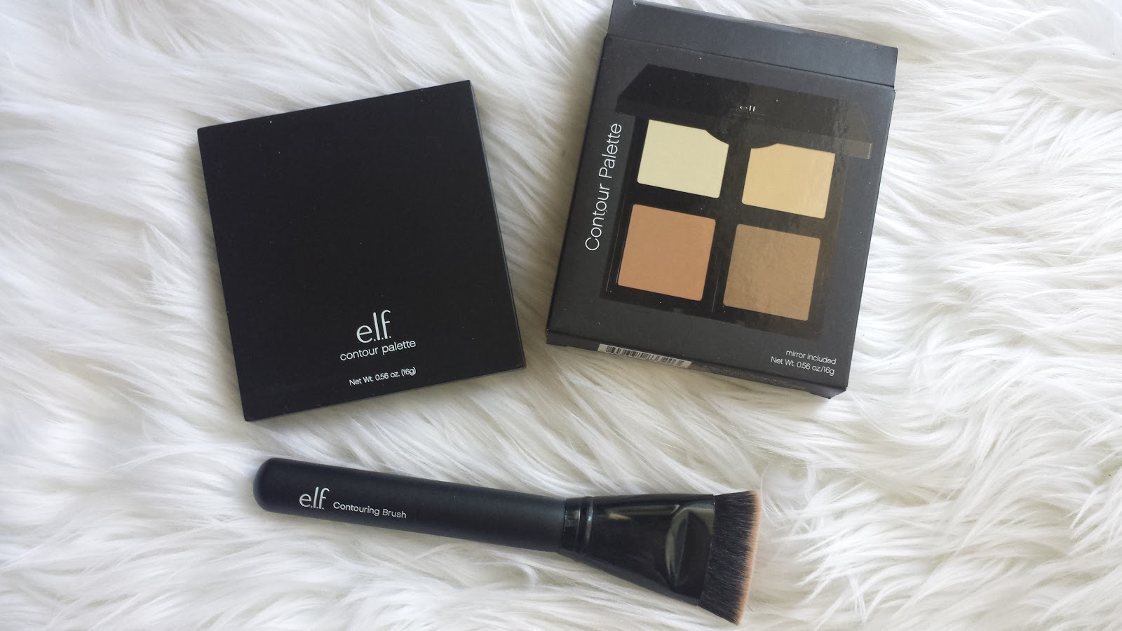 Elf Contour Palette And Brush Review