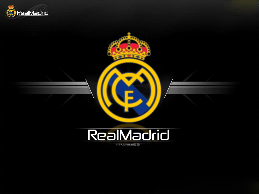 Real madrid logo logo 22 voltagebd Images