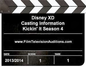 Disney Casting Calls For Kickin It Season 4