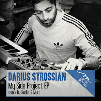 Darius Syrossian My Side Project EP Mile End Records