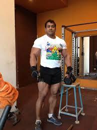 suhas khamkar bodybuilder from kolhapur maharashtra