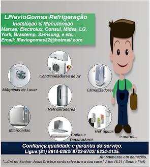 LFlavioGomes Refrigeração