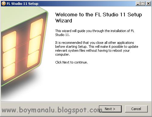 install fl studio full