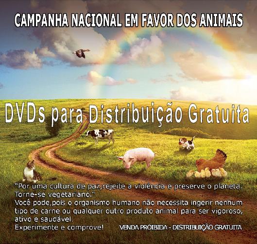CAMPANHA NACIONAL EM FAVOR DOS ANIMAIS