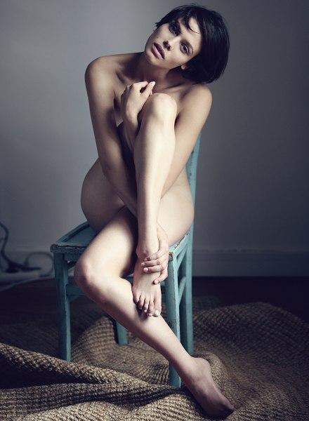 modelo alizee gaillard sorel fotografia david bellemere nudez beleza