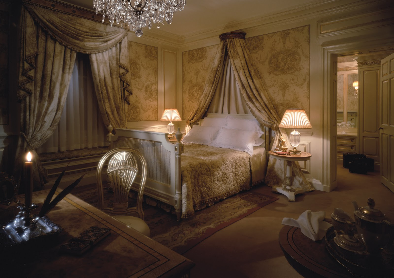 Tradition Interiors Of Nottingham Clive Christian Luxury Bedroom Furniture