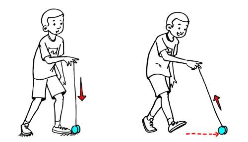 How To Walk The Dog Yoyo