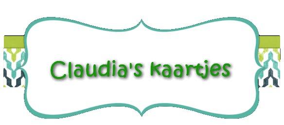 Claudia's kaartjes