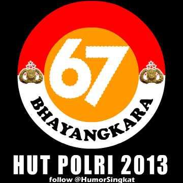 Judul: DP BBM Logo HUT POLRI ke 67 Bhayangkara JPEG