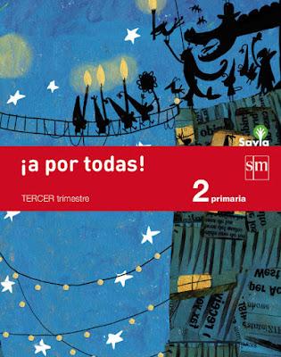 LIBROS DE TEXTO -  ¡A por todas! 2 Primaria - 3 Tercer Trimestre  Savia SM - Edición 2015 | MATERIAL ESCOLAR  Comprar en Amazon