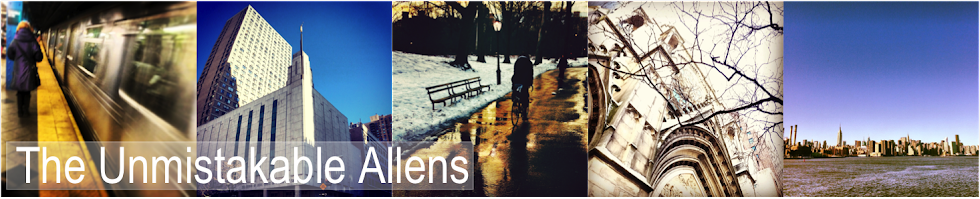 The Unmistakable Allens
