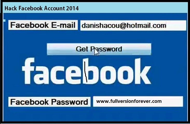 Free download Hack Facebook Account 2015 for Windows 100% percent