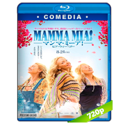 Mamma Mía! Vamos otra vez (2018) BRRip 720p Audio Dual Latino-Ingles