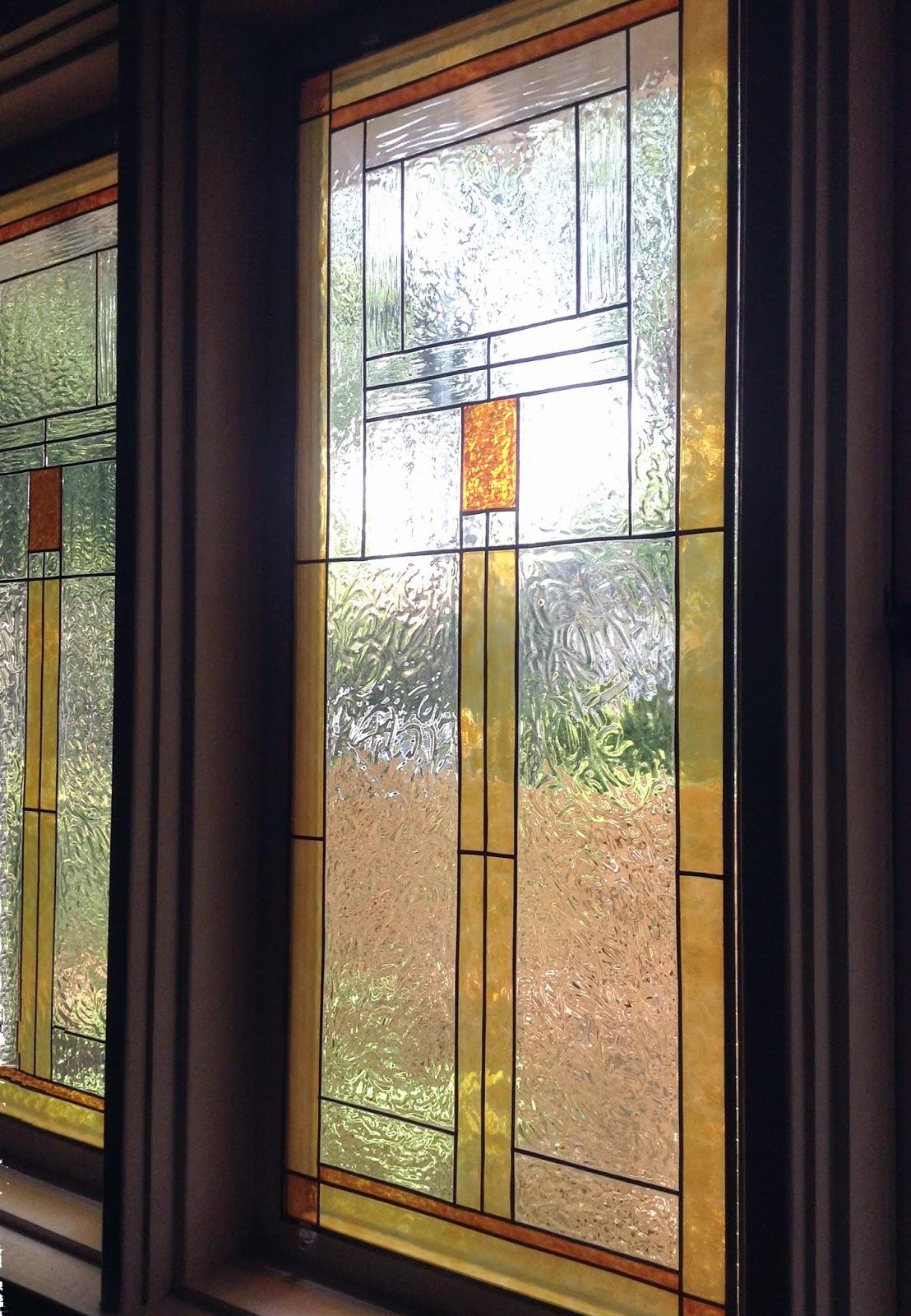 Susanu0027s Craftsman Style Dining Room Windows