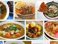 Jenis Soto Yang Populer Di Indonesia