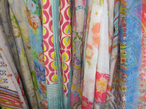 We have so many beautiful scarves - something for everyone!