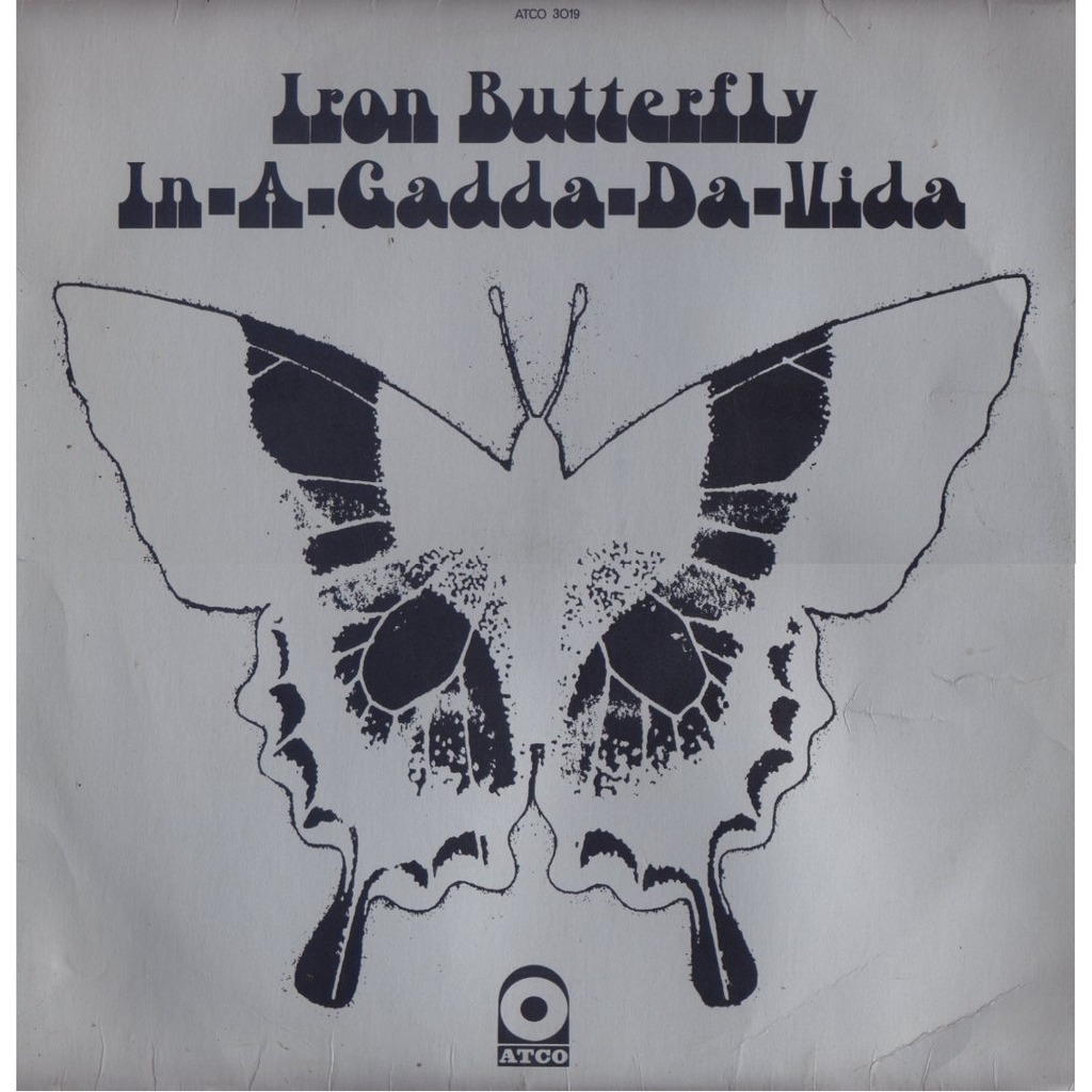 Iron Butterfly What Goes Up Doesn T Always Come Down