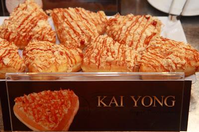 Dunkin' Donuts Kai Yong Donut
