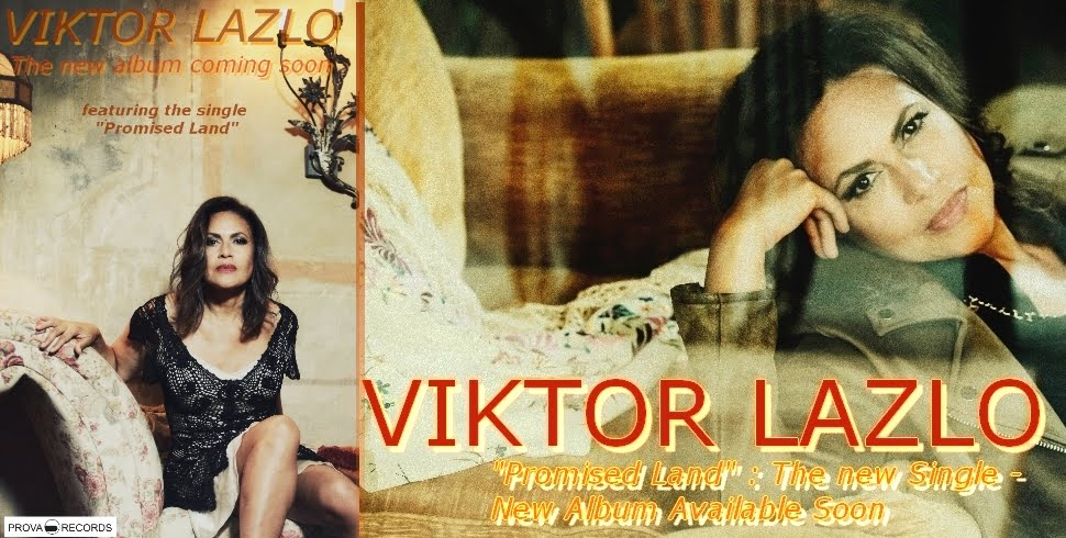 Viktor Lazlo ,        le blog
