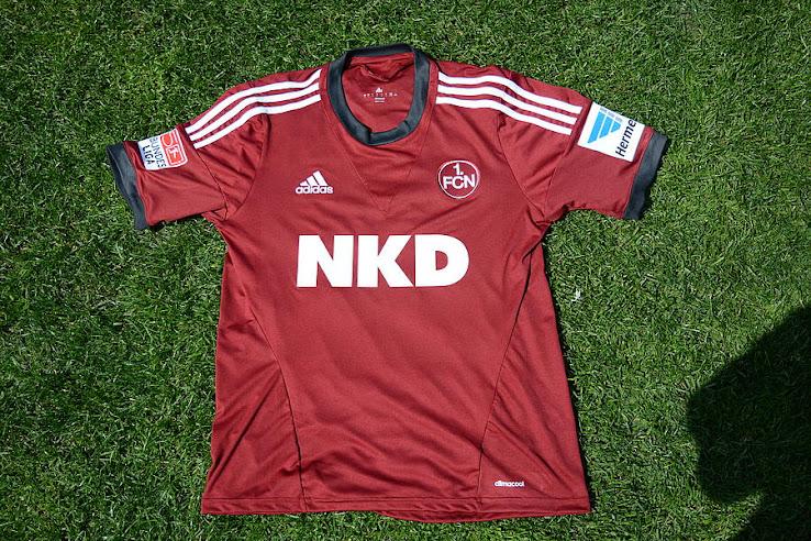 Nurnberg FC shirt 2013-2014