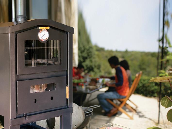 Don julian horno hierro fundido calor envolvente don for Horno de hierro fundido