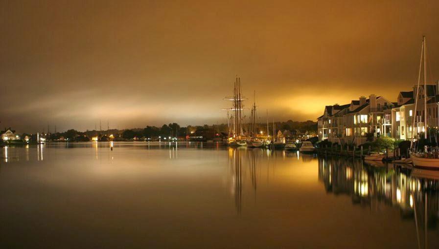 Destination Nautical: Mystic, Connecticut