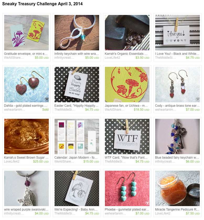 https://www.etsy.com/treasury/Mzg5MjQwMjZ8MjcyNTk3MzMxMg/sneaky-treasury-challenge-april-3-2014