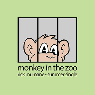 GET THE SINGLE: MONKEY IN THE ZOO
