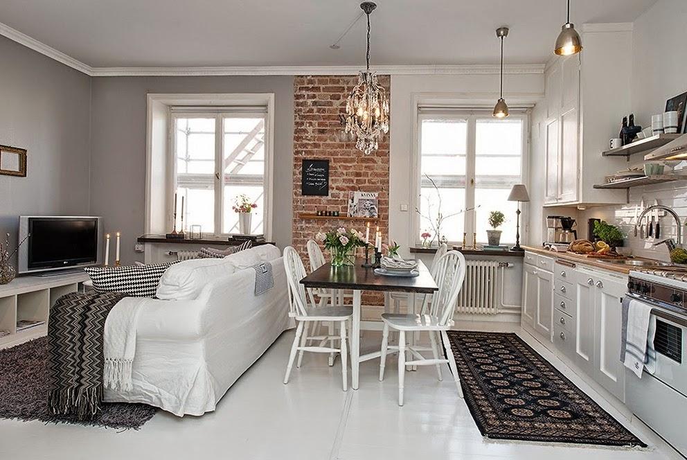 Małe Mieszkanie 36m2 Zapachy We Wnętrzu Codziennie