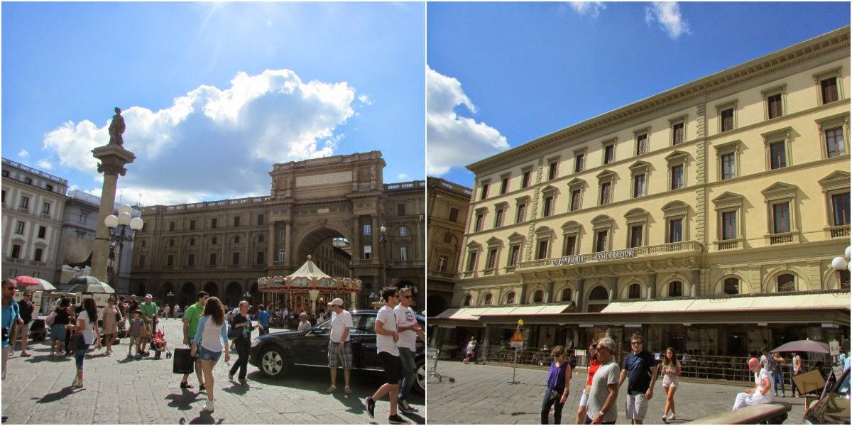 Piazza della Repubblica, Itália, Florença, Firenze, Europa, férias, dicas, turismo, Florence