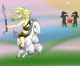 daenerys targaryen rider