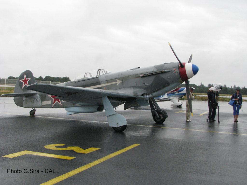 Airactu87 par alain fradet yak 3 f azxz et normandie niemen for 3f haute normandie
