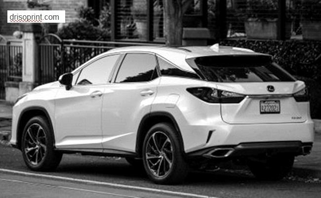 ... New 2016 Lexus Rx 350 Redesign DRISOPRINT
