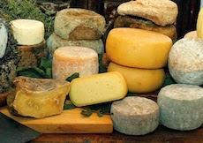 I formaggi di montagna nella vetrina Expo 2015