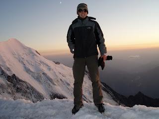 Webster Geneva Students Climb Mont Blanc, Honor a Friend