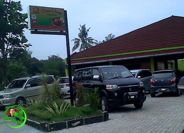 Dapur Umum Prasmanan Gg Merak, Subang