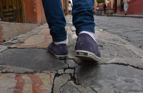 Flexi, calzado para viajar, Guanajuato, León,