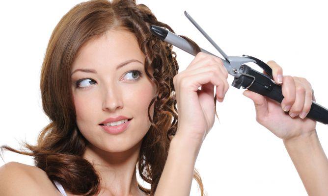 3 peinados con ondas 3 ocasiones 3 herramientas TELVA