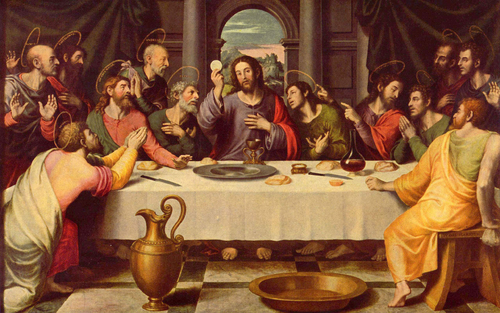 The pa in erudition maundy thursday last supperg m4hsunfo