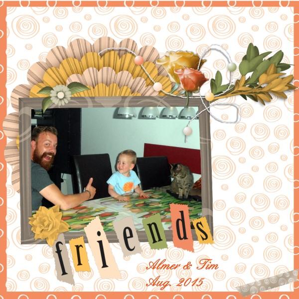 lo 1 - Maart 2016 - Friends